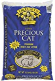 Precious Cat Ultra Hard Clumping All Natural Hypo Allergenic Cat Litter 40lbs