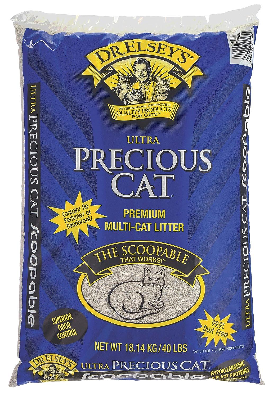 FREE Precious Cat Litter...