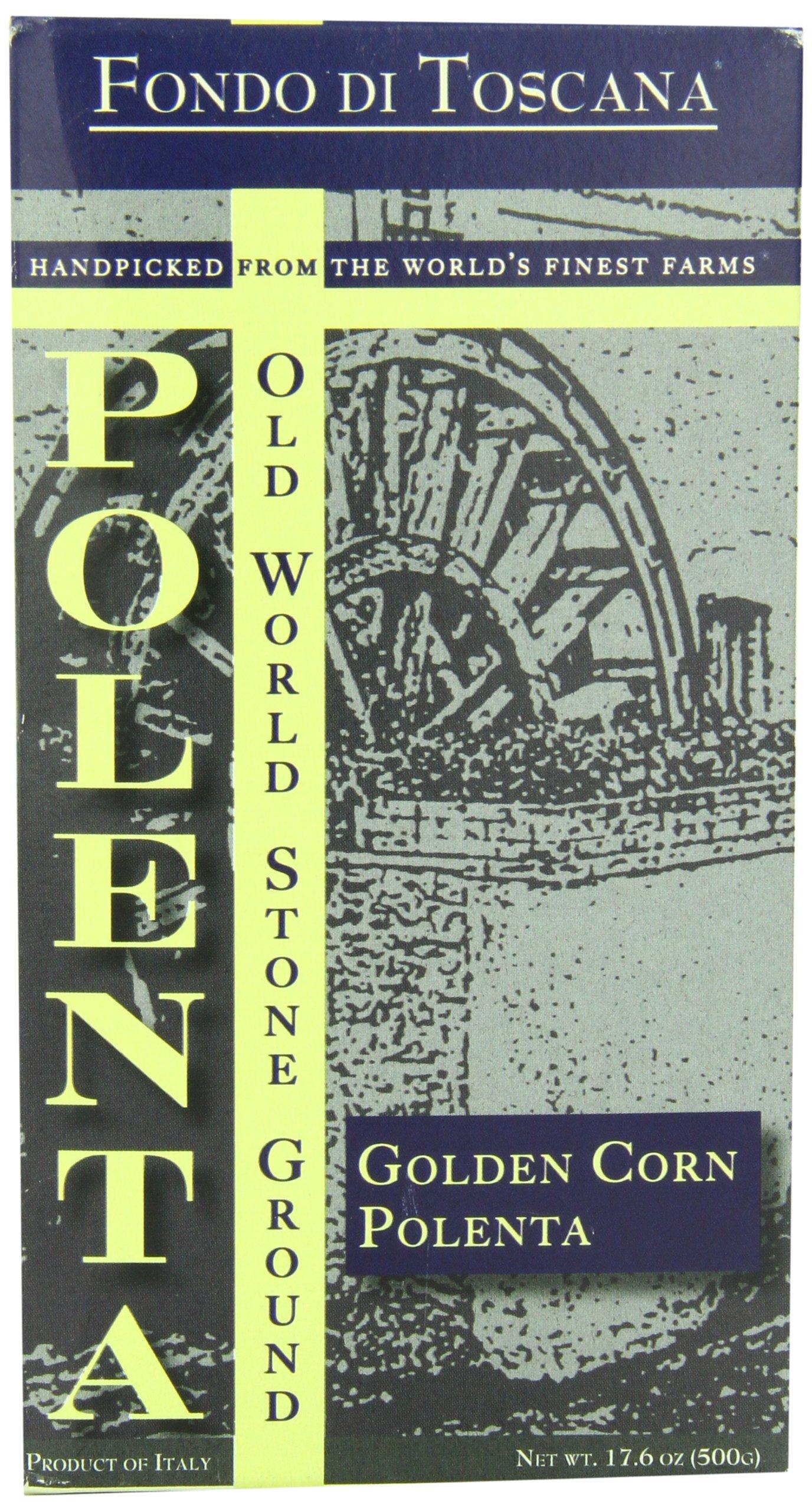 Fondo di Toscana Polenta, Golden, 17.6 Ounce by Fondo di Toscana