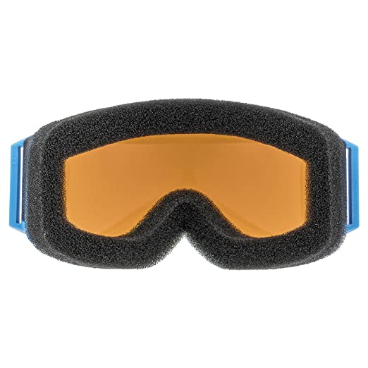 Automotive BLUE Frame Boy Girl Kids Snowflakes Motorcycle GOGGLES Outdoor Skiing Sunglasses