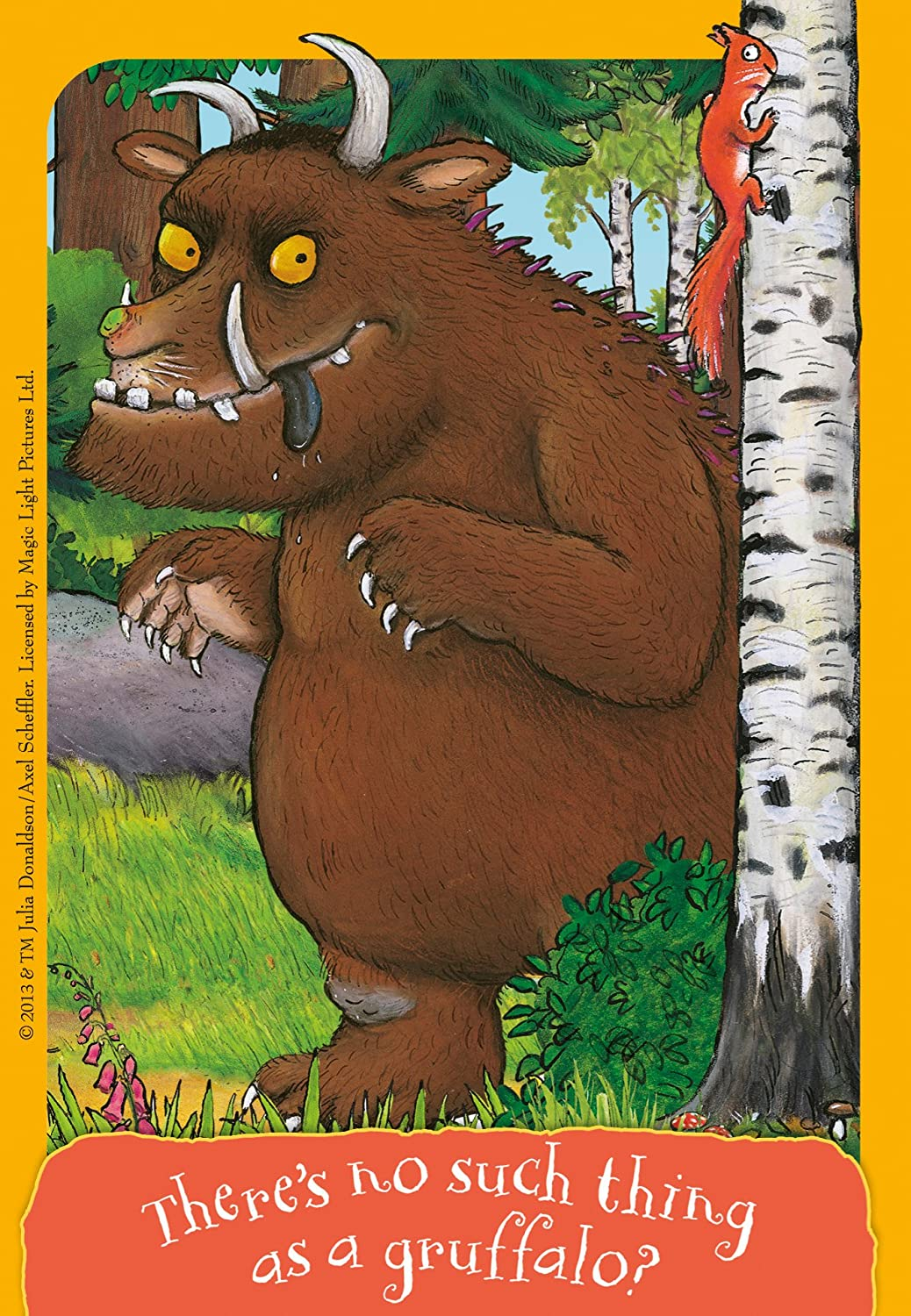 ravensburger 7226 my first puzzle the gruffalo jigsaw puzzles 2