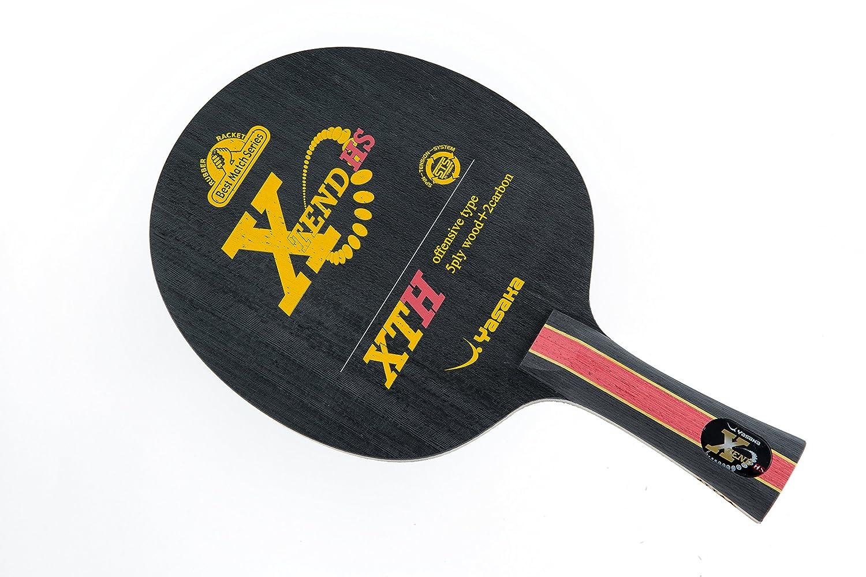 Yasaka XTH FLテーブルテニスラケット   B01KJK95C4