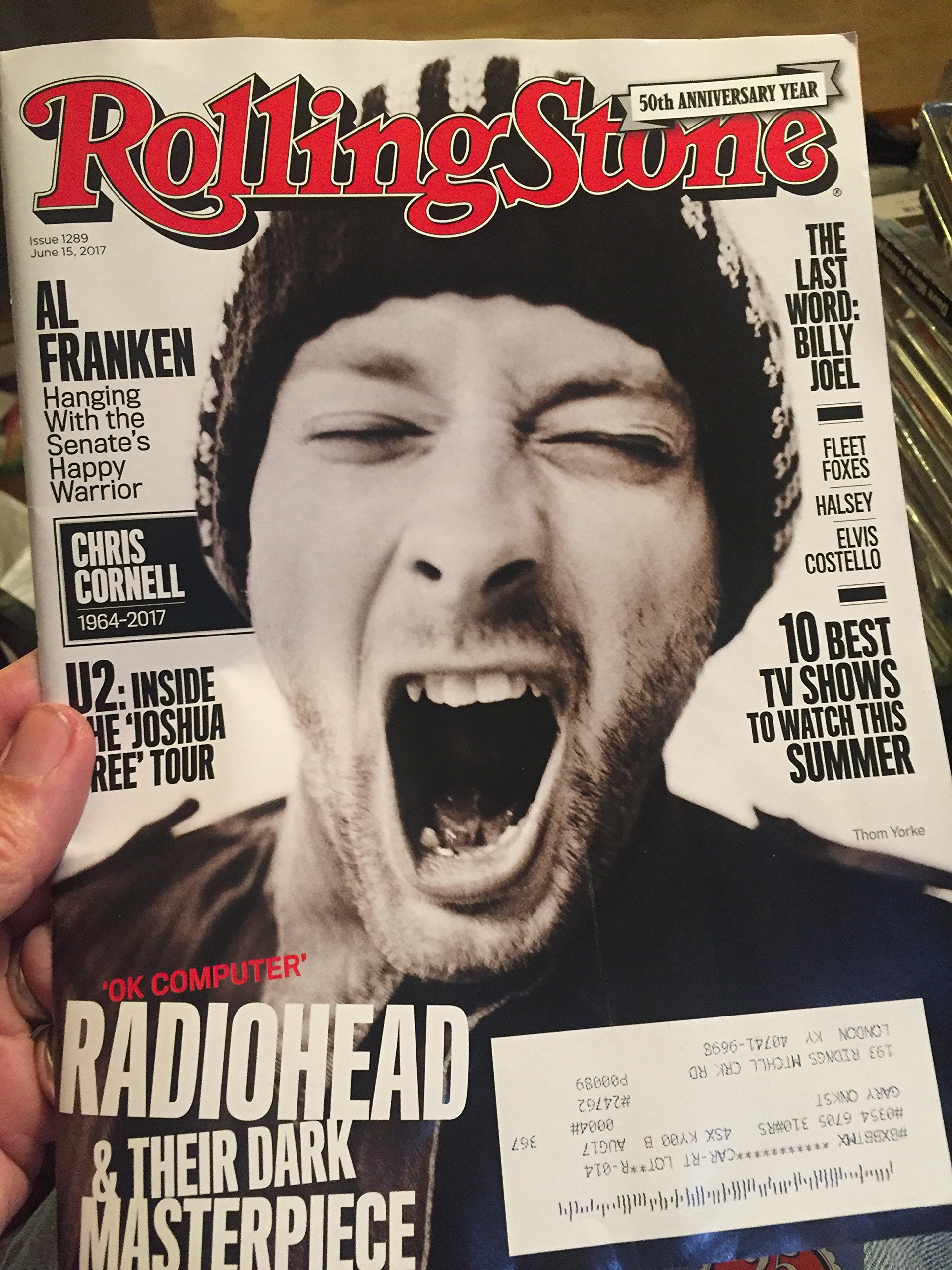 Download ROLLING STONE MAGAZINE---# 1289 --JUNE 15TH, 2017 ISSUE PDF