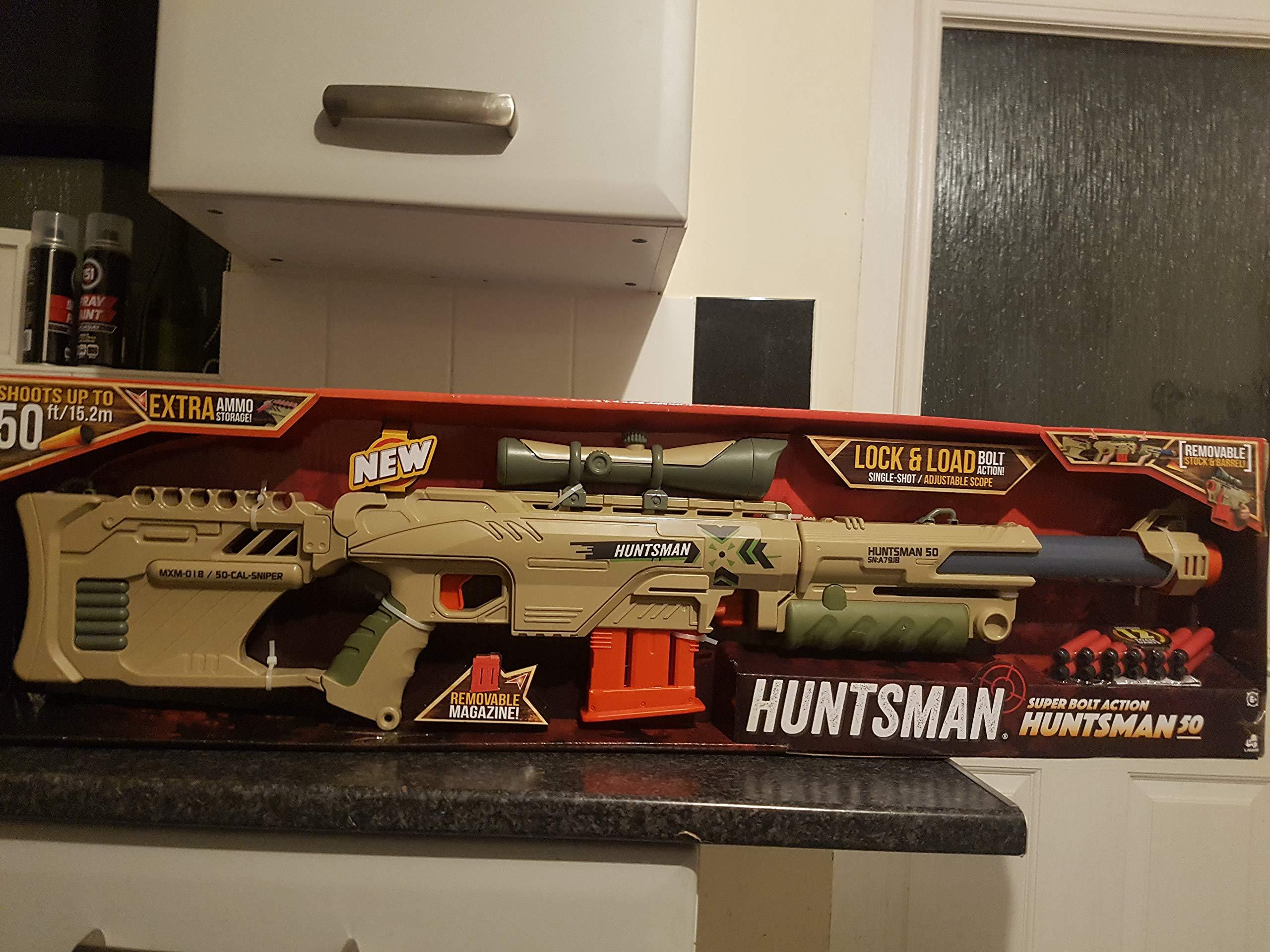 Huntsman 50 3 IN 1