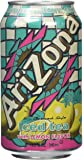 Arizona Lemon Iced Tea 340 ml (Pack of 12)