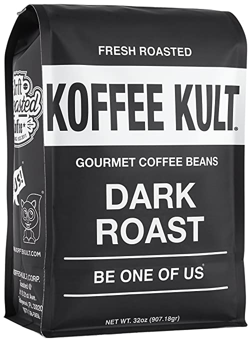 Koffee Kult Dark Roast Review