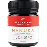 New Zealand Honey Co. Raw Manuka Honey UMF 15+ | MGO 514+, 250g
