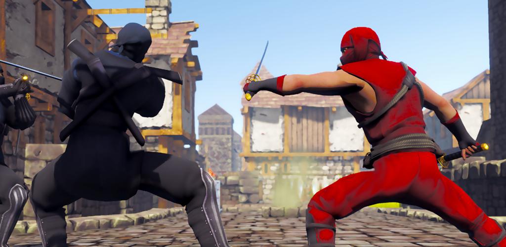 Hero Ninja Fighting Game 3D: Ninja Assassin Fighting Games ...