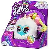 "Lumies ""Let's Learn Colors"" Plush Unicorn Interactive Toy — Preschool Kids"