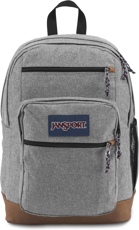 JANSPORT Cool Student - Mochila para portátil de 15 Pulgadas