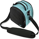 VanGoddy Laurel Carrying Case Bag for Canon PowerShot Series Compact to Advanced Digital Cameras