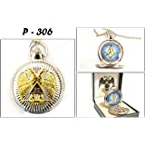 Masonic Scottish Rite Pocket Watch P-306