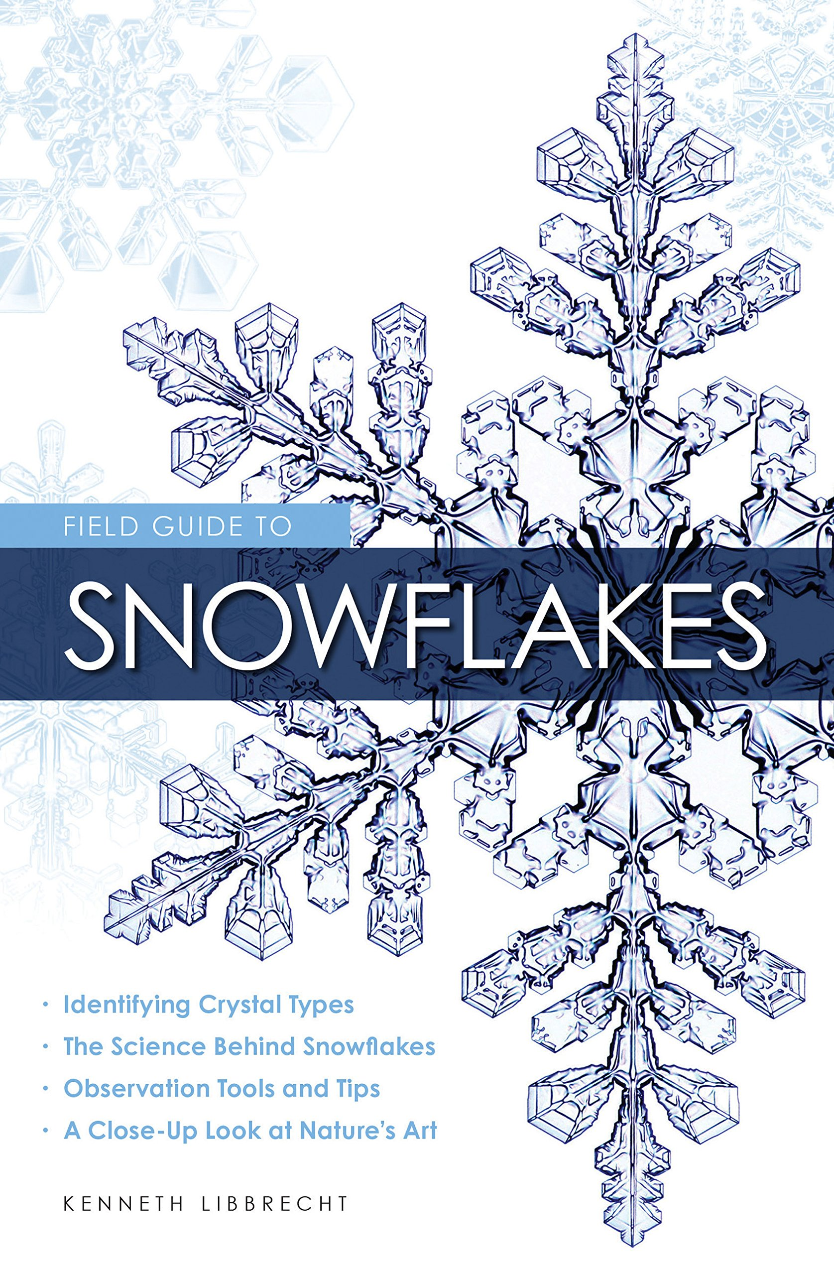 Field Guide to Snowflakes Paperback – September 1, 2016. by Kenneth  Libbrecht ...