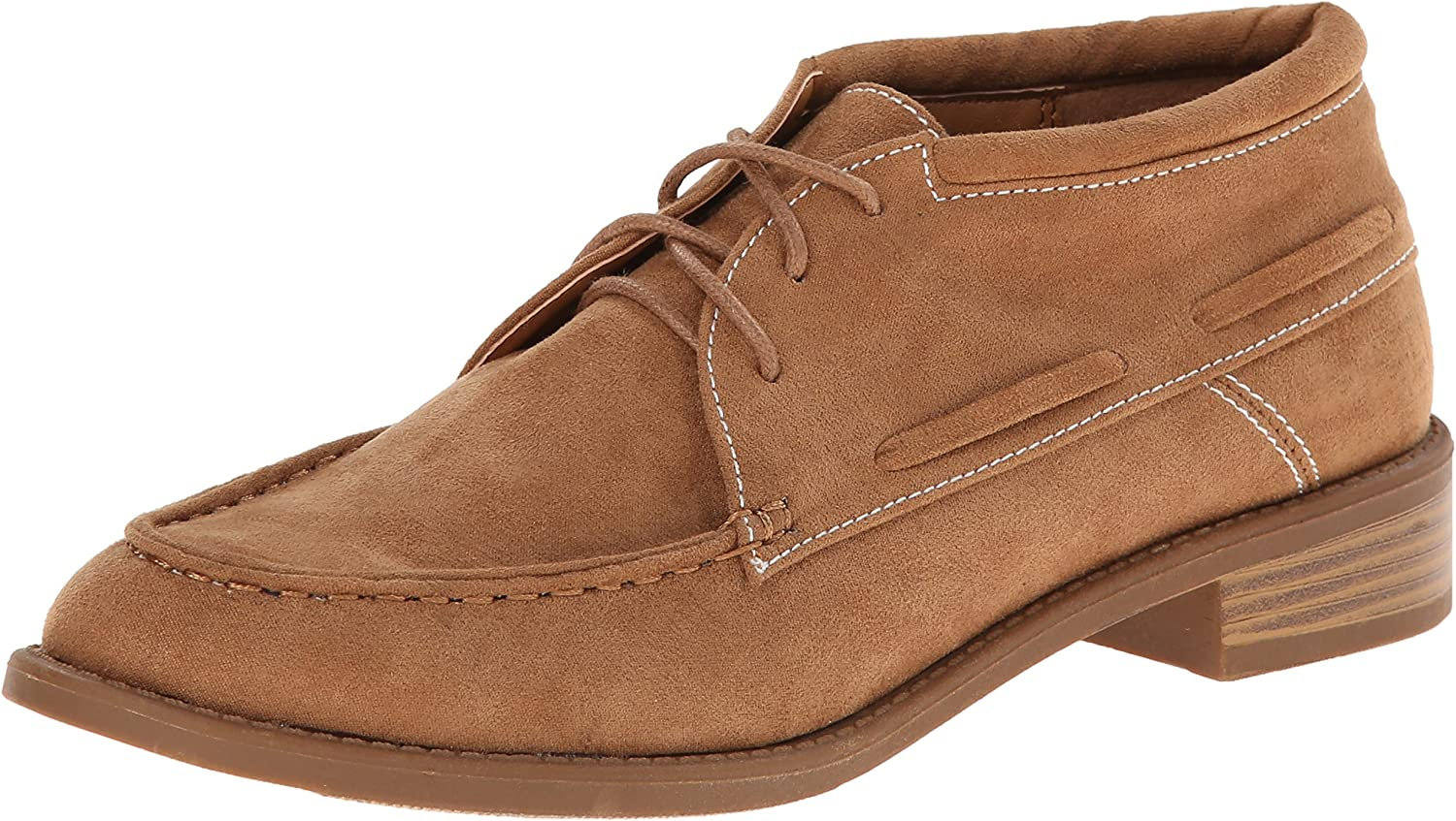 Dirty Laundry by Chinese Laundry Women's Valiant Suede Oxford