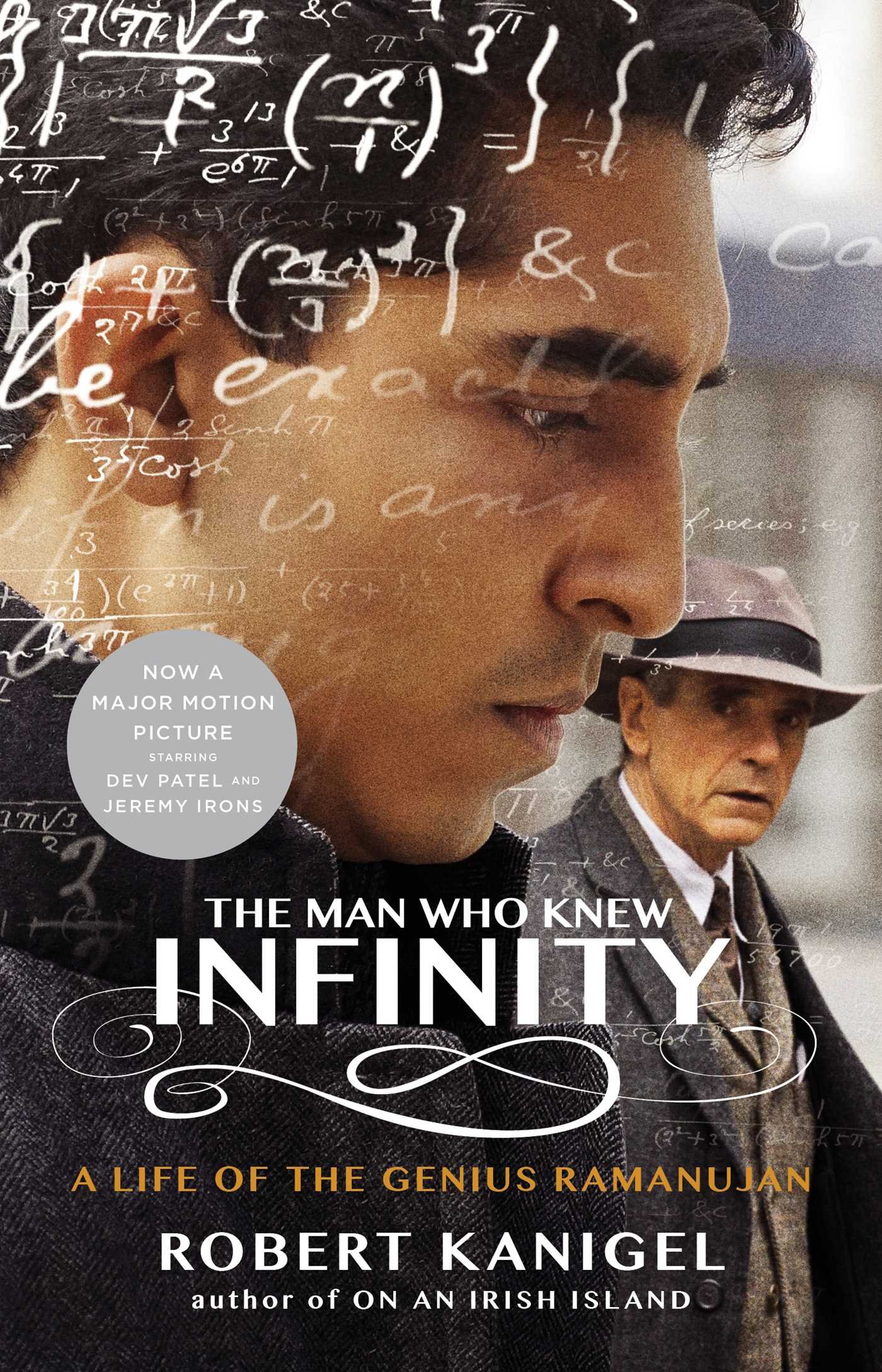 Amazon: The Man Who Knew Infinity: A Life Of The Genius Ramanujan  (9781476763491): Robert Kanigel: Books