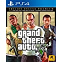 Grand Theft Auto V Standard Edition for PS4
