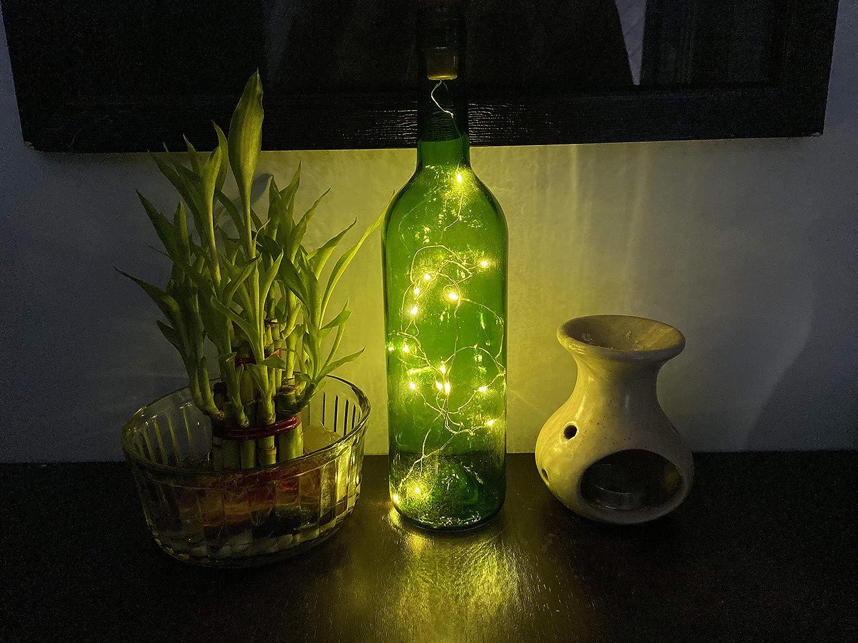 Image result for एलईडी वाइन बोतल स्ट्रिंग लाइट