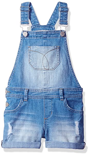 Amazon.com: Calvin Klein - Pantalones cortos para niña: Clothing
