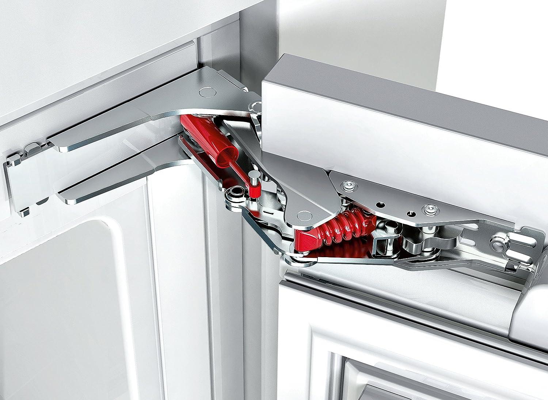 Bosch Kühlschrank Urlaubsschaltung : Bosch kis ad serie einbau kühl gefrier kombination a