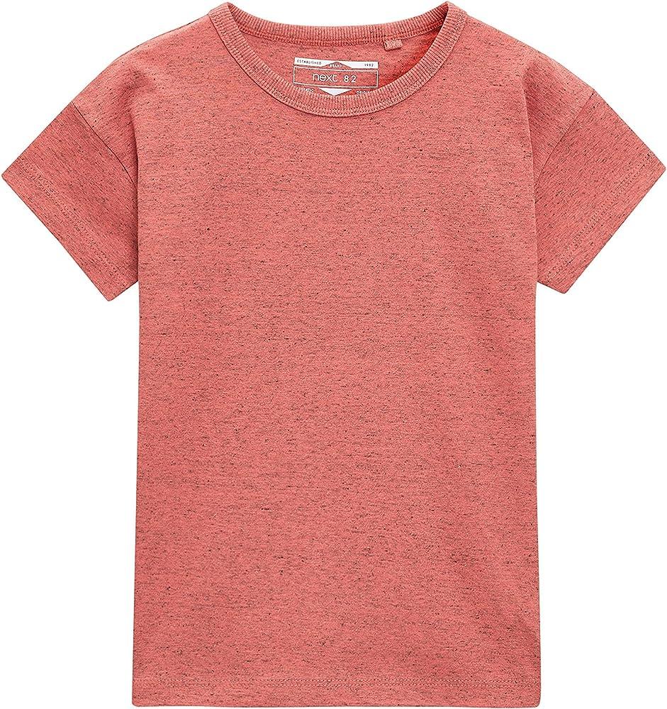 Bebé Niño Chicos Paquete de 3 camisetas de verano Impreso Top Camiseta envase múltiple
