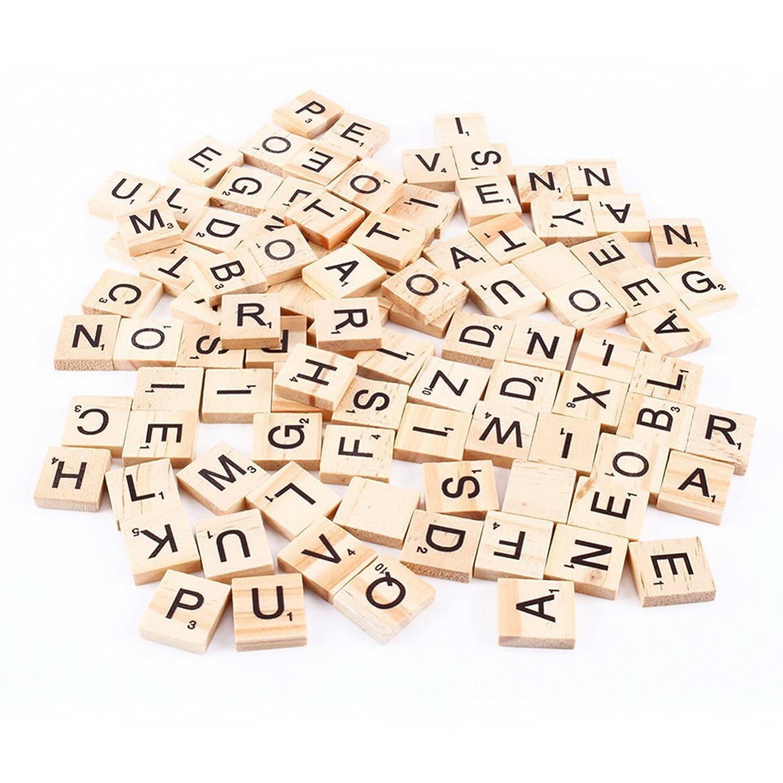 $2.36 (reg $10) Scrabble Tiles...