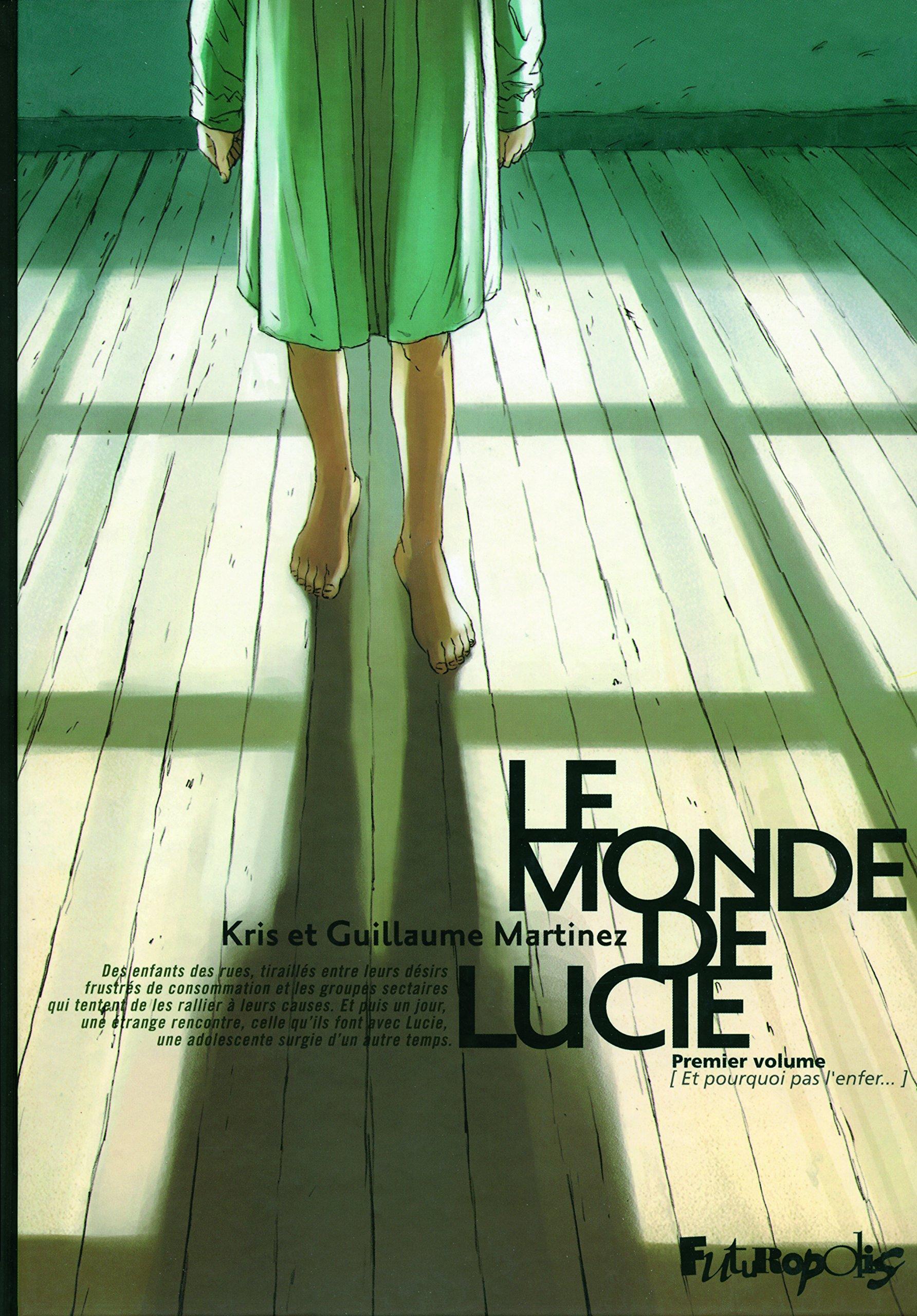 Le monde de Lucie, Tome 1 pdf epub