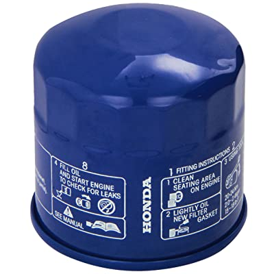 Genuine Honda 15400-PCX-004 Oil Filter: Automotive