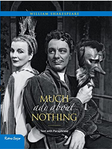 Much ado about Nothing (Text with Paraphrase) (Ratna Sagar Shakespeare)