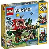 LEGO Creator 31053 Treehouse Adventures Building Kit (387 Piece)