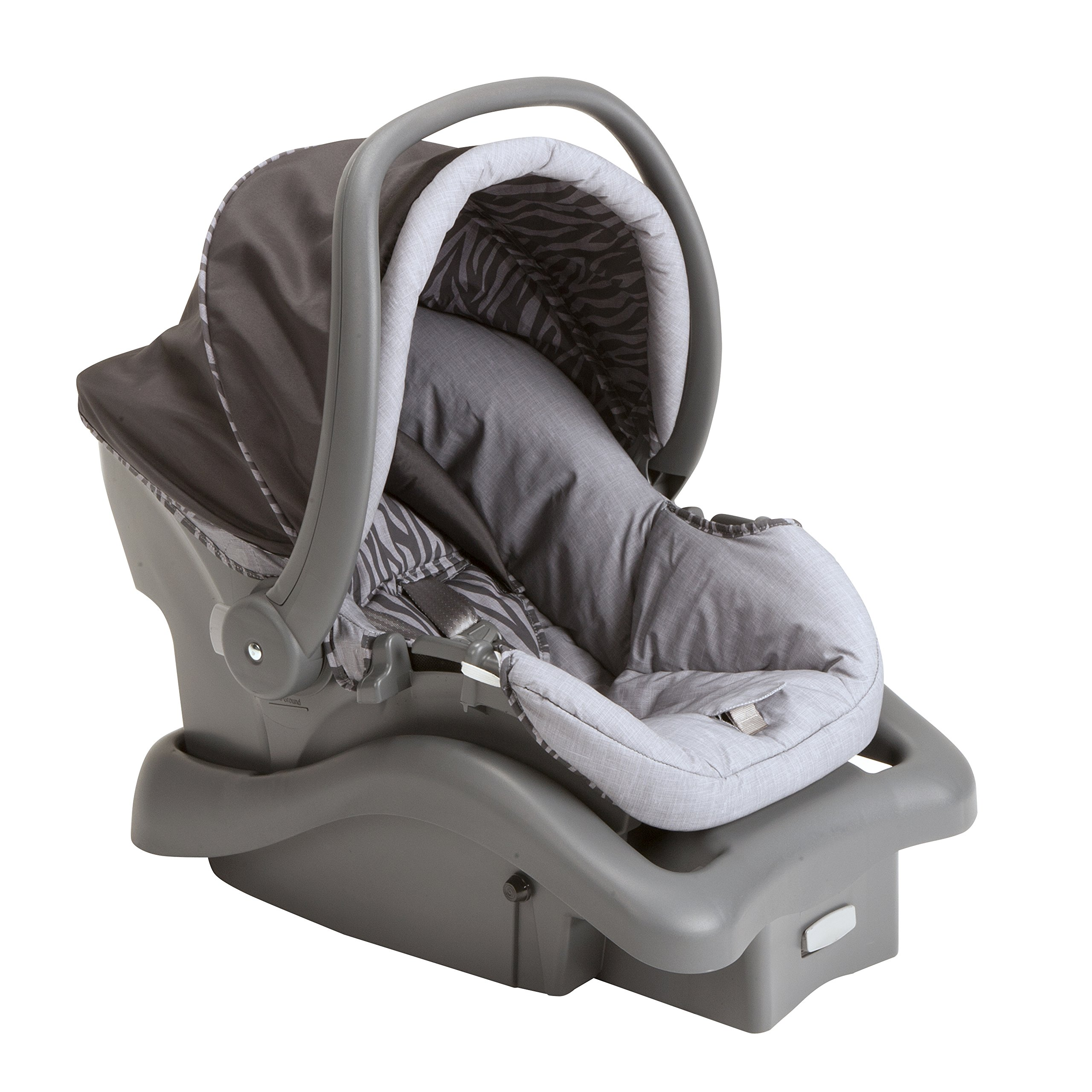 Cosco Light N' Comfy Car Seat, Ziva