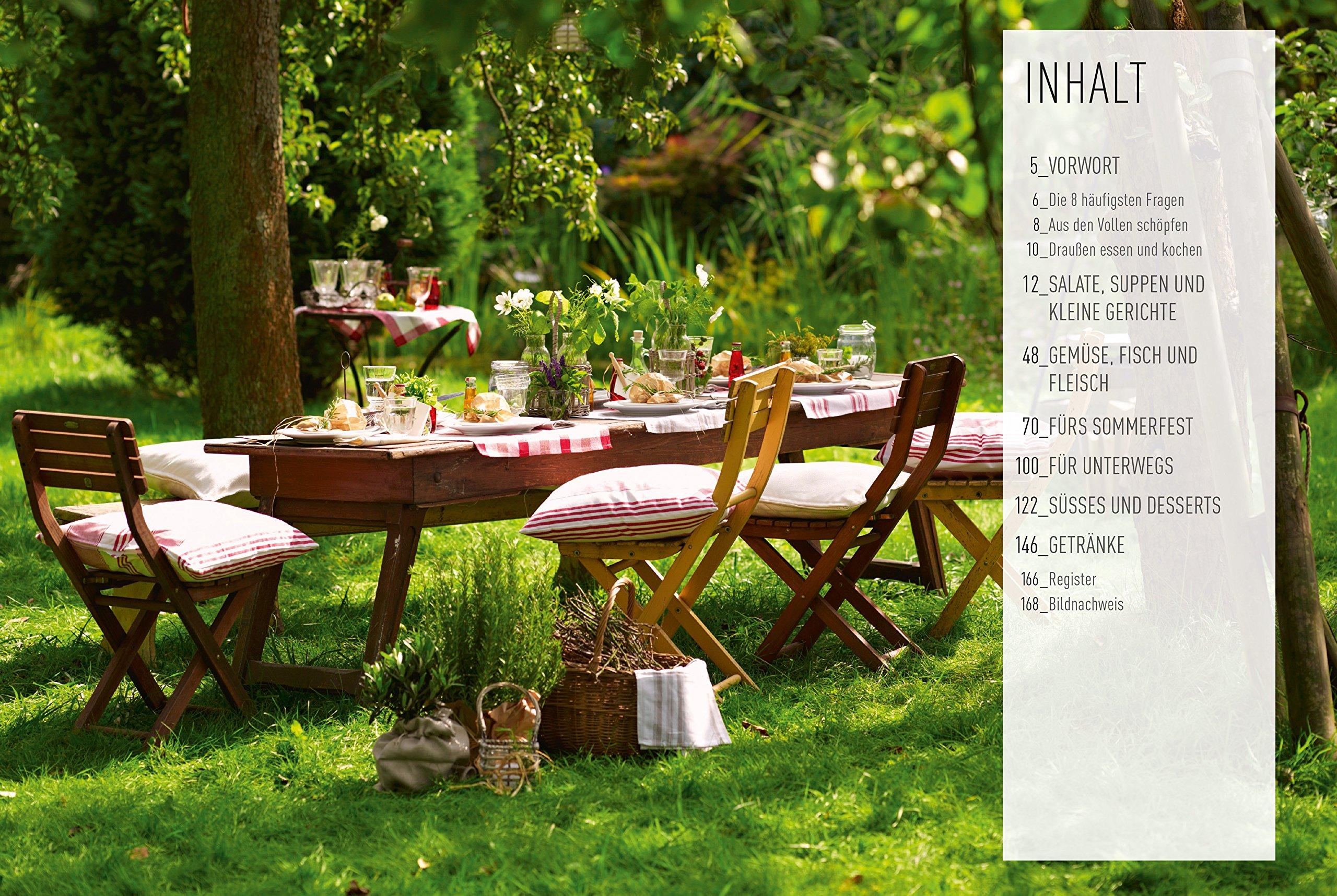 Sommerküche Kochen Und Genießen : Echt sommerküche: Über 100 kreative rezepte echt kochbücher: amazon