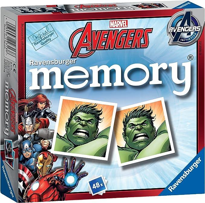 Memory - Marvel Avengers