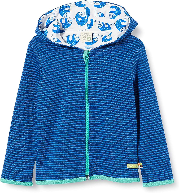 proud Jungen Reversible Hooded Jacket Organic Cotton Jacke loud