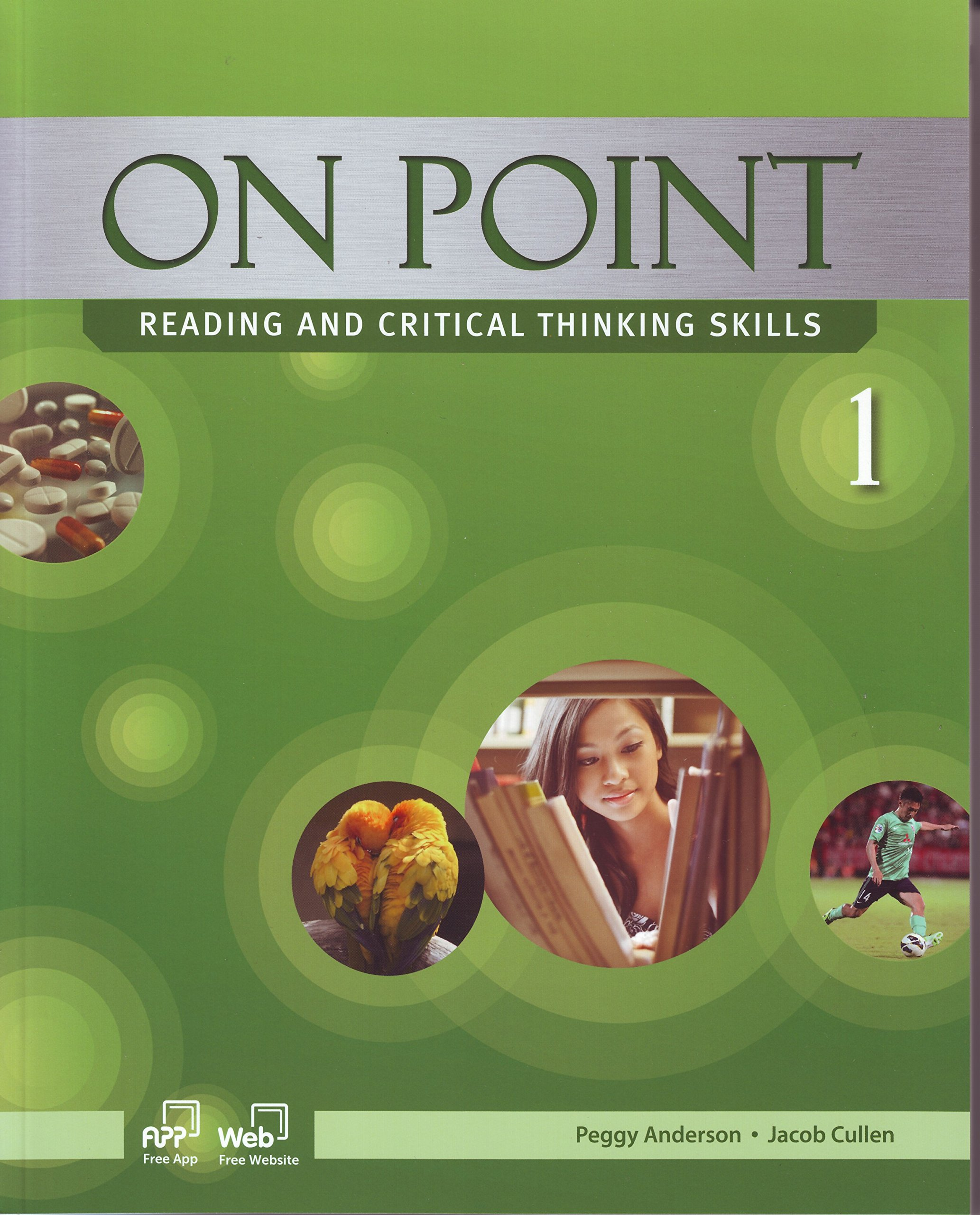 Download On Point 1, Reading and Critical Thinking Skills (Student Book and Skills Workbook) pdf
