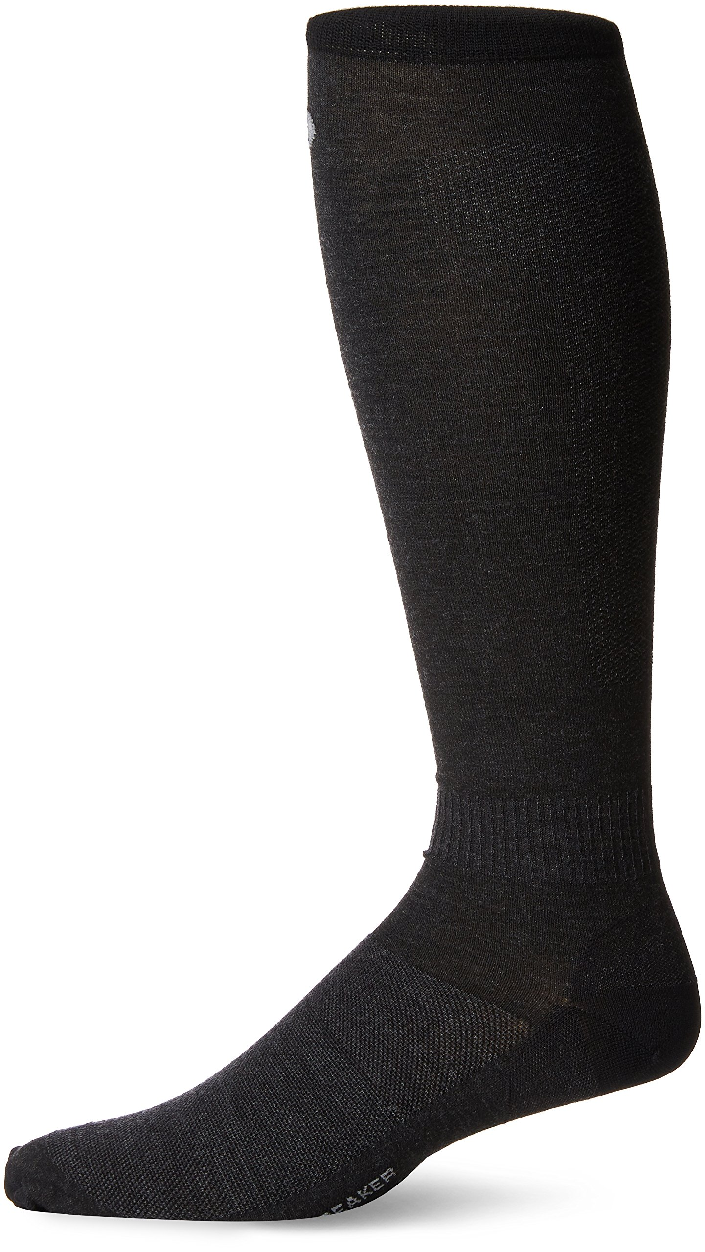 Icebreaker Merino Men's Snow Light Liner OTC Socks, Small, Black by Icebreaker Merino