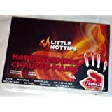 Little Hotties Air-Activated Hand Warmers with 8-Hours of Pure Heat (40 Pairs)