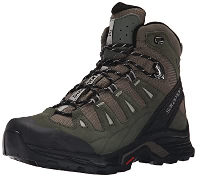 d4221a7154e7 Salomon Men s Quest Prime GTX High Rise Hiking Boots  Amazon.co.uk ...