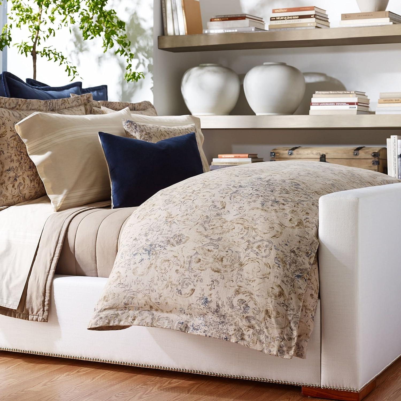 Ralph lauren home bedding - Amazon Com Ralph Lauren Corso Campania Floral Full Queen Comforter Home Kitchen