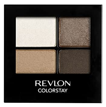 Amazon revlon colorstay 16 hour eye shadow quad moonlit revlon colorstay 16 hour eye shadow quad moonlit ccuart Images