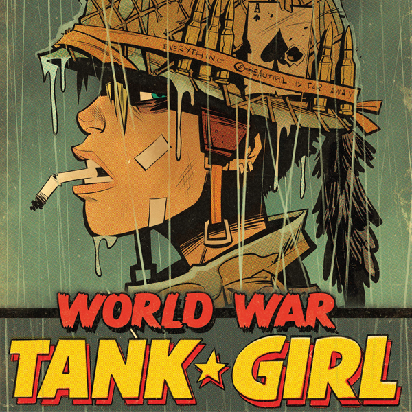 Tank Girl (Issues) (31 Book Series)