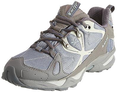 f500a415278 Hi-Tec Women s V-Lite Nighthawk WP Flint Cool Grey Dawn Hiking Shoe ...