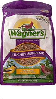 product image for Wagner's 62068 Finches Supreme Blend Wild Bird Food, 5-Pound Bag