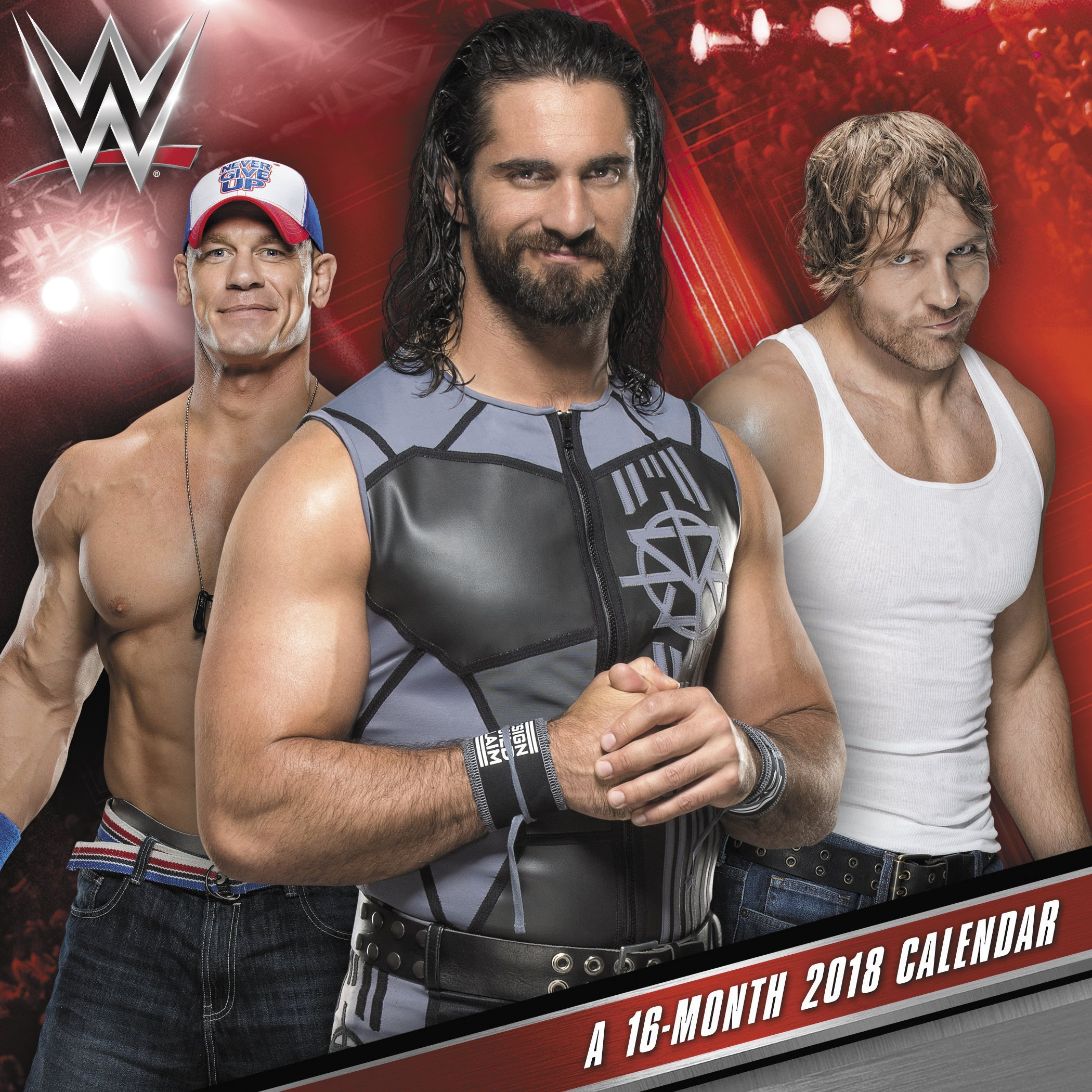 Read Online 2018 WWE Mini Calendar (Day Dream) PDF
