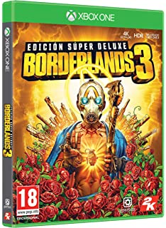 Borderlands 3 Deluxe Edition - Xbox One [Importación inglesa]: Amazon.es: Videojuegos