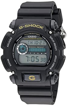 Casio Men's G-Shock Quartz Resin Waterproof Watch