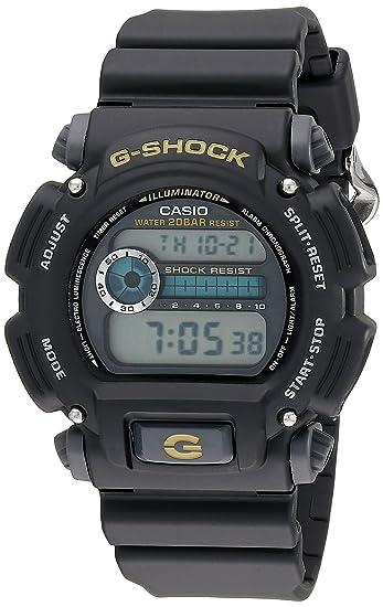 79dd450618a1 Casio Reloj digital multifuncional para hombre DW9052-1BCG tipo quot G -Shock quot