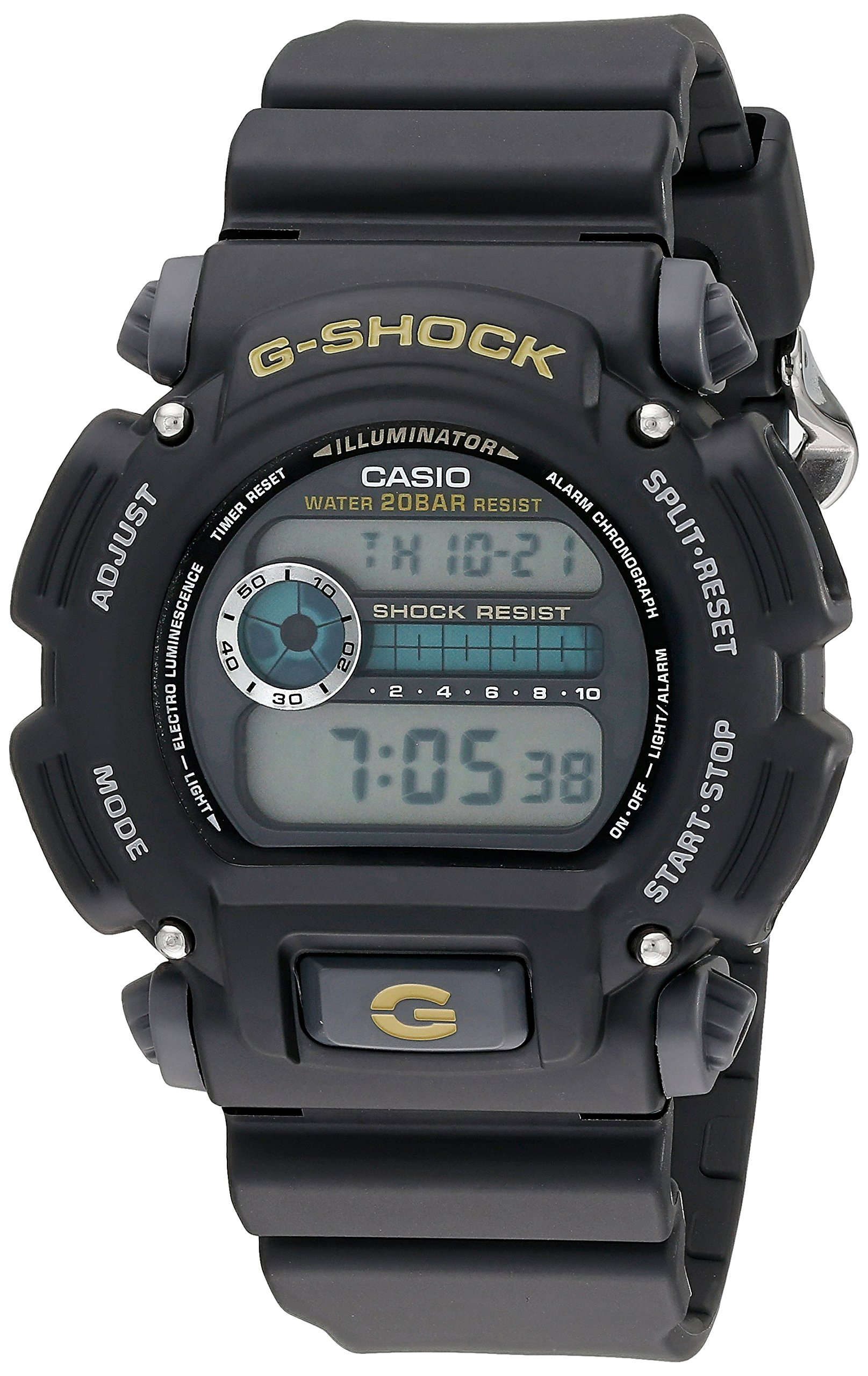 watch s watches reviews amazon pcr best men sport rated luminous com helpful casio in customer