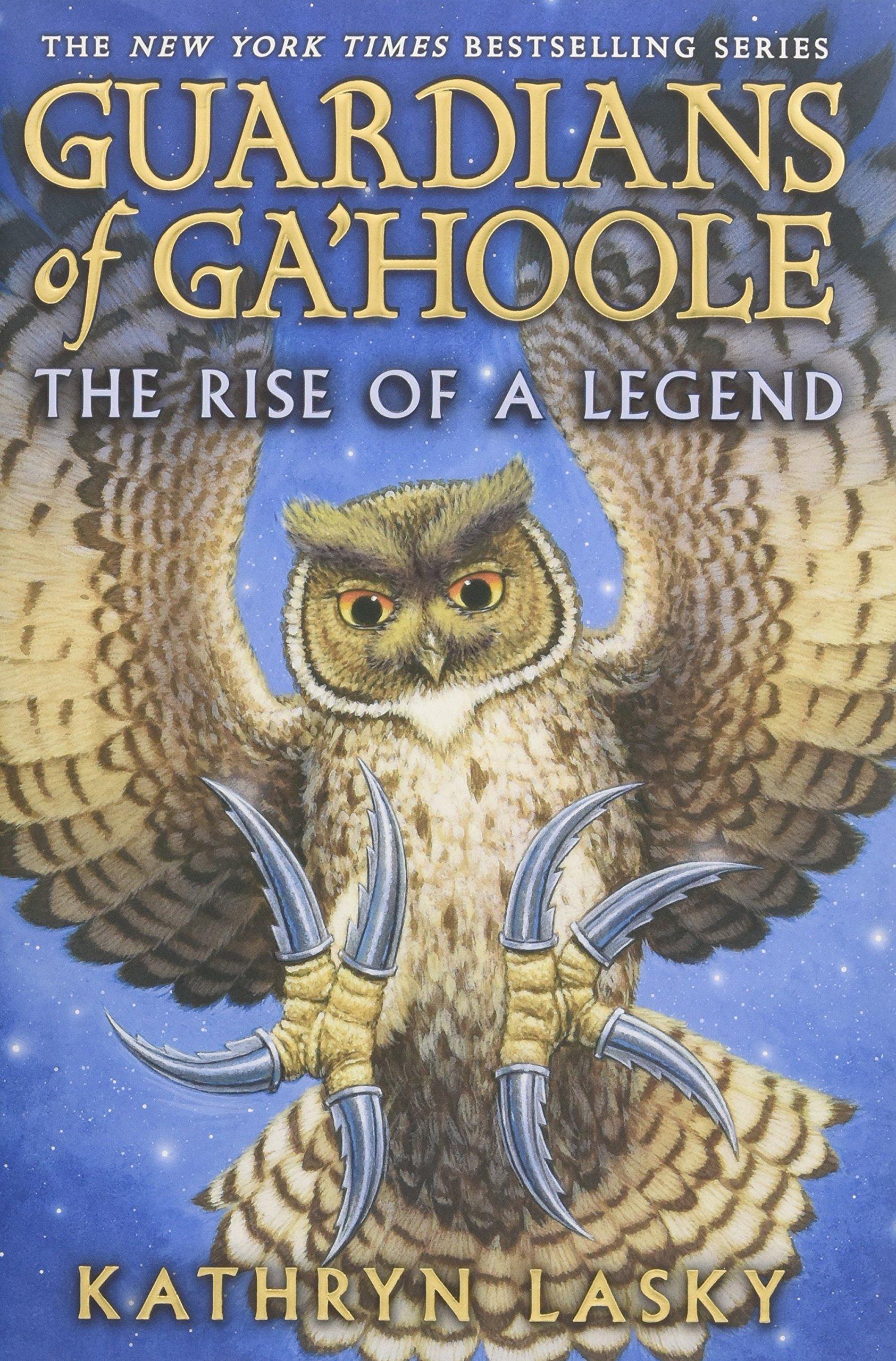 Guardians of Ga'Hoole: The Rise of a Legend ebook