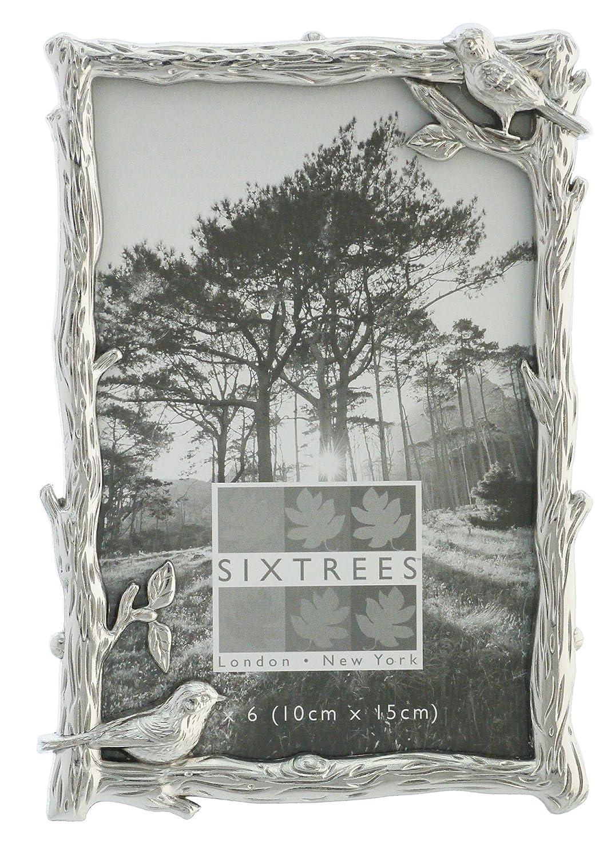 Art-Deco-Stil Antik Metall Bilderrahmen für ein 15,2 x 10,2 cm Bild ...