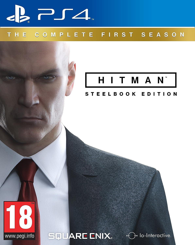 hitman 3 ps4 gameplay